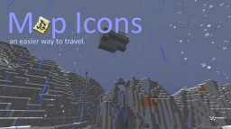 Map Icons Minecraft Texture Pack