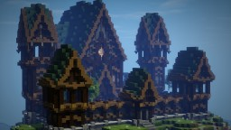 Isles of Sanatriga [download] Minecraft Map & Project