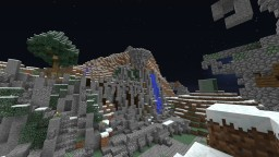 Ongoing Viking Village Minecraft Map & Project