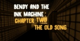 Bendy And The Ink Machine: Chapter Two Minecraft Map & Project