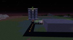 CurryCity Minecraft Map & Project