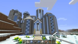 ice castle Minecraft Map & Project