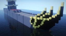 Azula`s Royal Barge Minecraft Map & Project