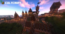 Epic Castle - hutchmeister1 Minecraft