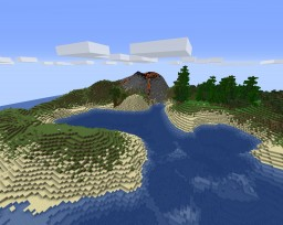 Island System Alpha (2,1k by 2,1k) Minecraft Map & Project