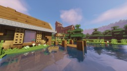 Spring mansion Minecraft Map & Project