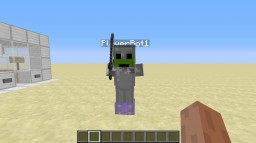 The AI Bots Minecraft Map & Project