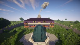 Mansion new Minecraft Map & Project