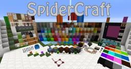 SpiderCraft 1.12 Minecraft Texture Pack