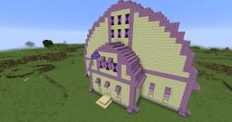 Medieval Ender Village Minecraft Map & Project