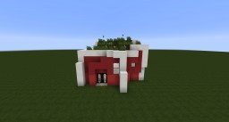[Modern] Comic House (Small) #1 [1.12] Minecraft Map & Project