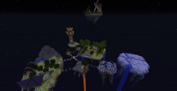 SkyPvP Server map Minecraft Map & Project