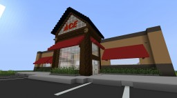 Ace Hardware Minecraft Map & Project