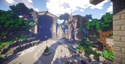 The past and the Olympus Minecraft Map & Project