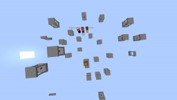 Battle On The Sky 1.12.2 Minecraft Map & Project