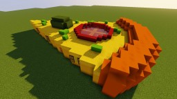 PIZZA HOUSE Minecraft Map & Project