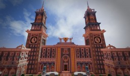 Imperial City Hall (With Download) Minecraft