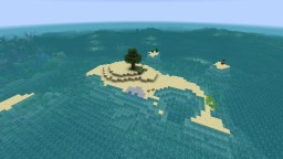 Survival Island: Breath of the Sea Minecraft Map & Project