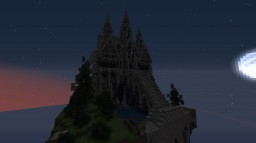 Mountain Townhall (Exterior) Minecraft Map & Project