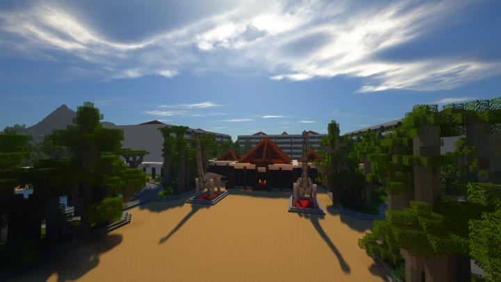 The Safari Lodge