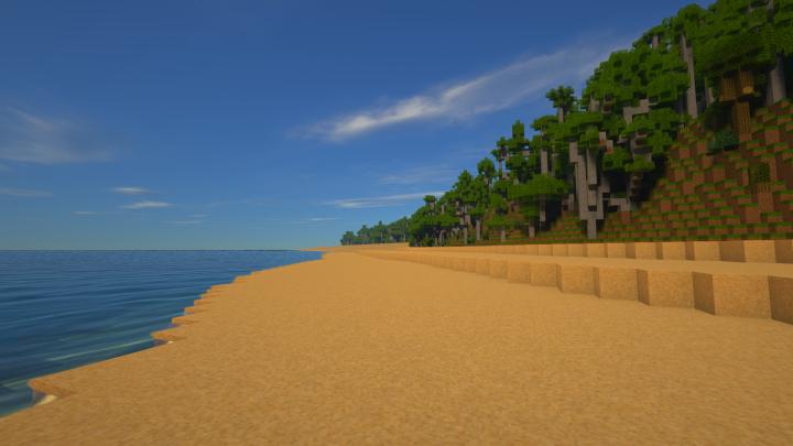 Isla Nublar Beach