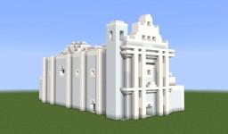 Iglesia San Pedro Apostóstol de Metapán 1:1 Minecraft Map & Project