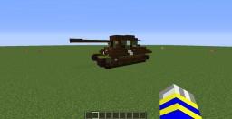 Ersatz M10 Panther Minecraft Map & Project