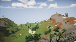Elven Valley of Tuaraga Null - Wild Form Minecraft