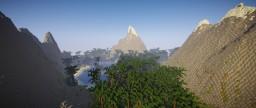Realistic Tropical Island Minecraft