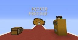 Potato Parkour V2 Minecraft Map & Project