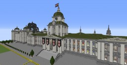 Capitale Imperiale : Centre ville Minecraft Map & Project