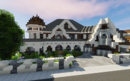 Shingles Mansion - Private Isles Minecraft