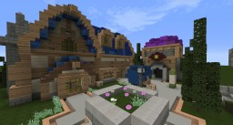 Blizzard World Project Minecraft Map & Project