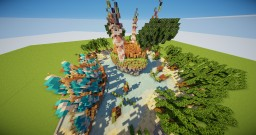 Server Spawn DOWNLOAD Minecraft Map & Project