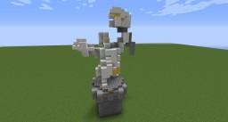 Kurdran Wildhammer Statue (WoW) Minecraft Map & Project