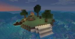 Turtle Beach Island survival Minecraft Map & Project