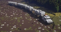 Western Star XD Offroad Minecraft Map & Project