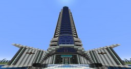 D-Tower Minecraft Map & Project