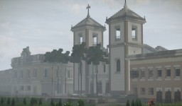 Sé Catedral da Nossa Senhora dos Remédios da São Paulo da Assunção de Loanda Minecraft