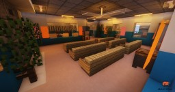 Emergency Department, Institute De Coeur - Viện Tim Tphcm Minecraft Map & Project