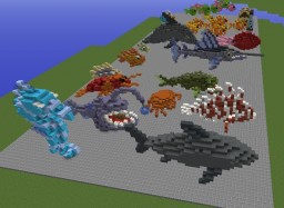 Underwater Pack Minecraft Map & Project