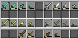 Damaged Swords - 1.12 Resource Pack Minecraft Texture Pack
