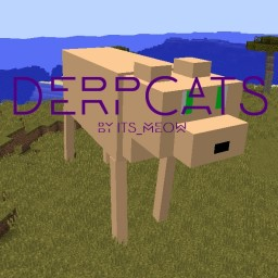 DerpCats Minecraft Mod