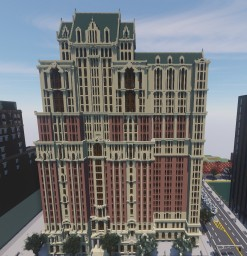City Investment Building - World of Keralis Minecraft Map & Project