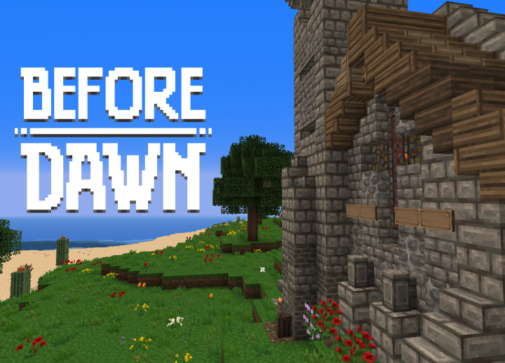 Popular Texture Pack : Before Dawn [16x] V1.1 [1.13+]