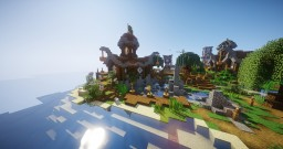 TowerNetwork Survival base Minecraft