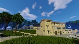 Azur - Provençal Villa | ANTARES Minecraft Map & Project