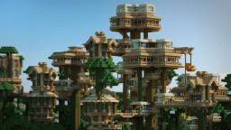 Embergrove - jungle village Minecraft