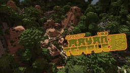 LEEFNUTS MAYAN TEMPLE RUIN Minecraft Map & Project