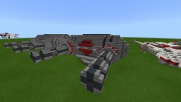 Venators heavy turbo lasers Minecraft Map & Project